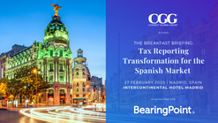 Madrid Tax Breakfast Highlights