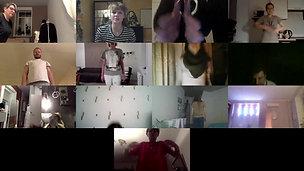 Distance dance / Вероника Тихонова