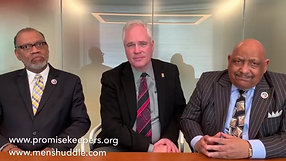 Men's Huddle & Promise Keepers interview by America's Hope TV