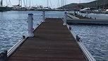 Nouveau ponton au port de Macinaggio