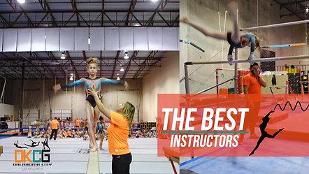 Oklahoma City Gymnastics - Building Strong Minds & Athletes