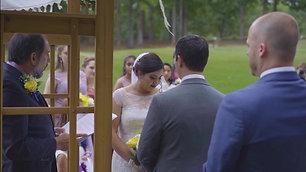 Wedding William and Melanie