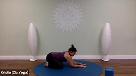 Yoga Basics for Beginners with Kristin (90 min workshop)