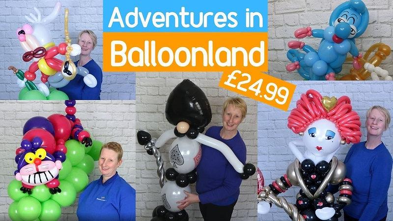 Adventures in Balloonland Trailer