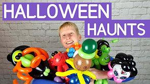 Halloween Haunts Trailer