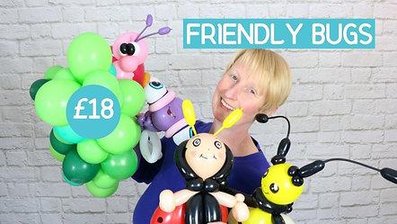 Friendly Bugs Series Trailer