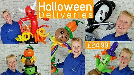 Trailer - Halloween Deliveries Tutorials