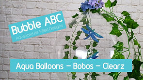 Bubble ABC trailer
