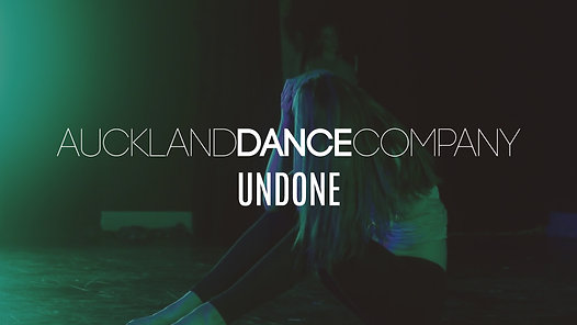 Auckland Dance Company presents  Undone  - Lyrical Open Class