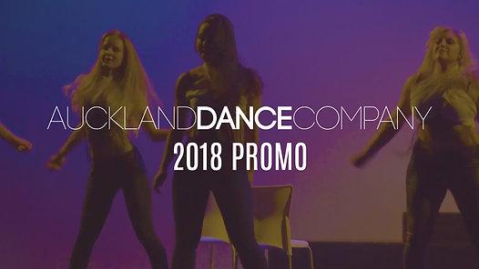 2018 PROMO | Auckland Dance Company