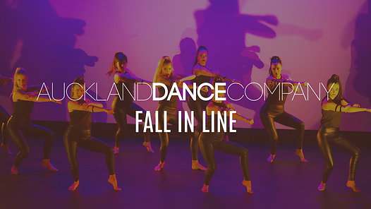 FALL IN LINE | Auckland Dance Company