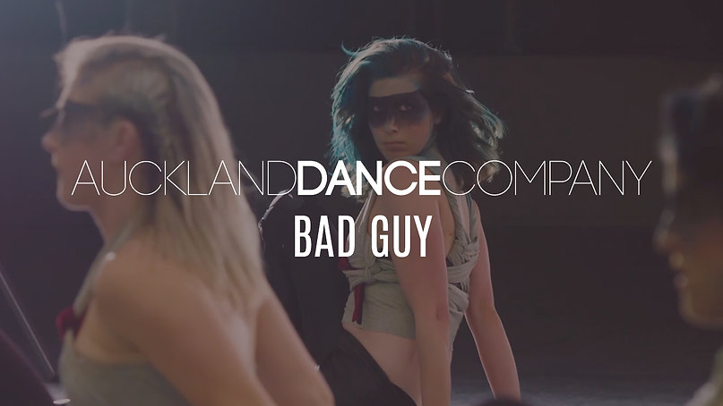 BAD GUY | Auckland Dance Company