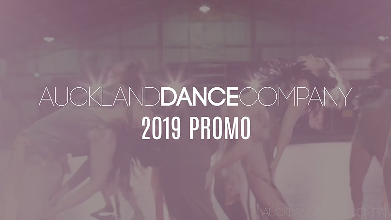 2019 PROMO | Auckland Dance Company