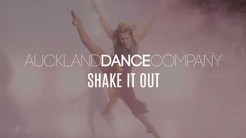 SHAKE IT OUT | Auckland Dance Company