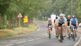 Prudential Ride London/Surrey 100 clip reel.