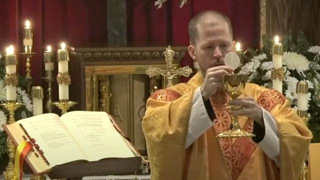 Sunday and Holy Day Masses
