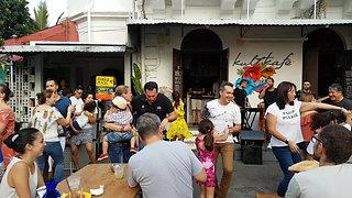 Festejo Colombiano 2018