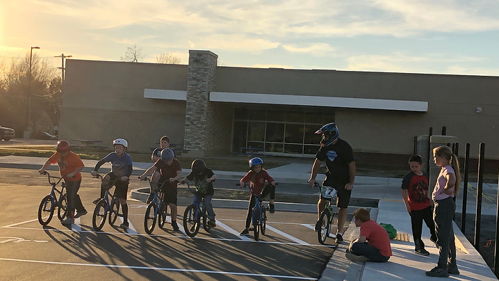 USA BMX STEM Program in Pryor, OK