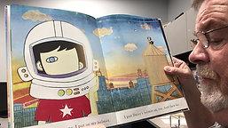 Mayor Tom reads We're All Wonders