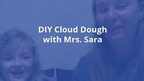DIY Cloud Dough