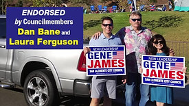 Gene James - Thank you for your support