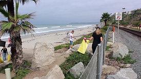 Gene James Beach Cleanup