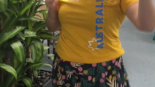 Aussie WYD Shirt