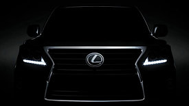 Lexus LX 570 Launch