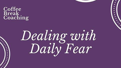 CBC - Fear