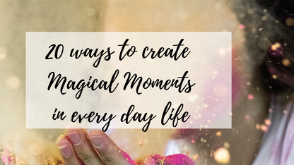 Glitter & Grace Journey Magical Moments