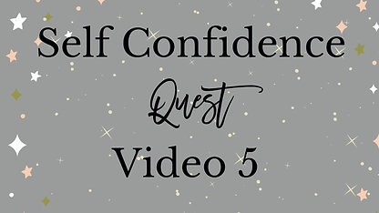 Self Confidence Course Video 5 Overcoming Fear