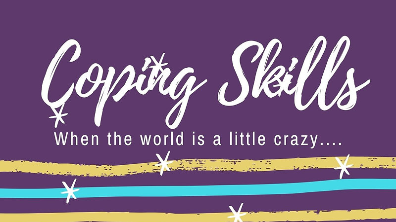 Glitter & Grace Journey - Coping Skills