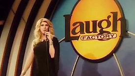 Kelly Mantle Laugh Factory Clip 1