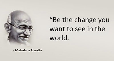 Brunner's-ology Episode 15: Mahatma Gandhi