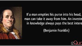 Brunner's-ology Episode 13: Benjamin Franklin