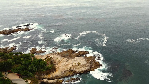Monterey Bay Waves