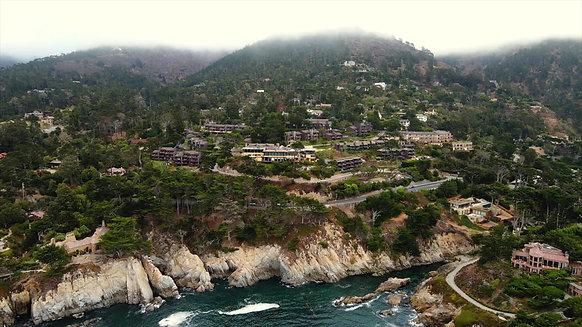 Monterey Bay Hillside