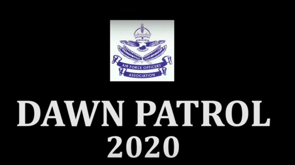 The Dawn Patrol Broadcast 2020