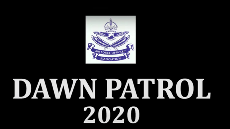 The Dawn Patrol Broadcast 2020
