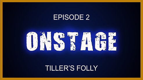 EP2 ONSTAGE with Fiona Forbes