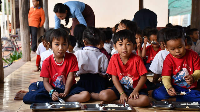 Mente Viva no Camboja