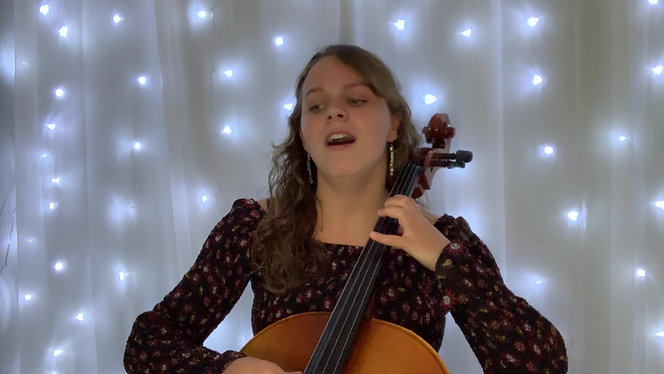 Fly Me to the Moon: Cello