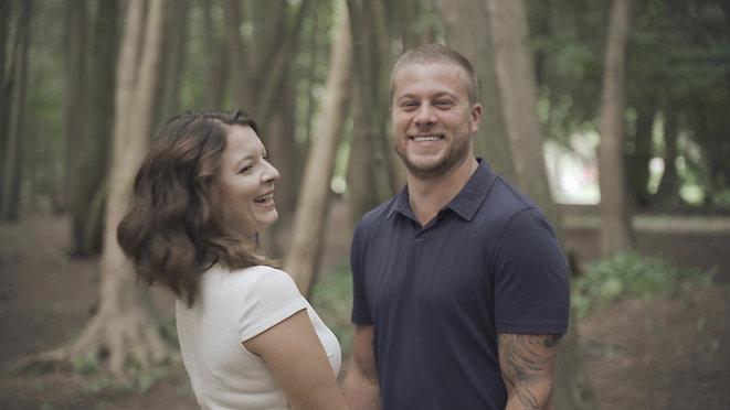 Agnes & Aaron - Elora Engagement