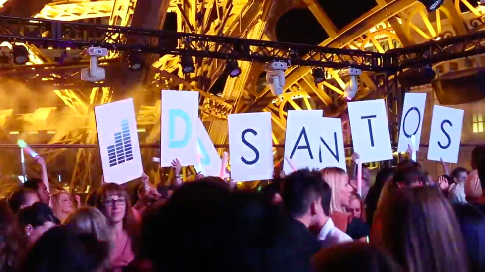DJ Santos Promo Video