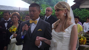 SANTOS WEDDING CEREMONY