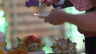 SANTOS WEDDING RECEPTION