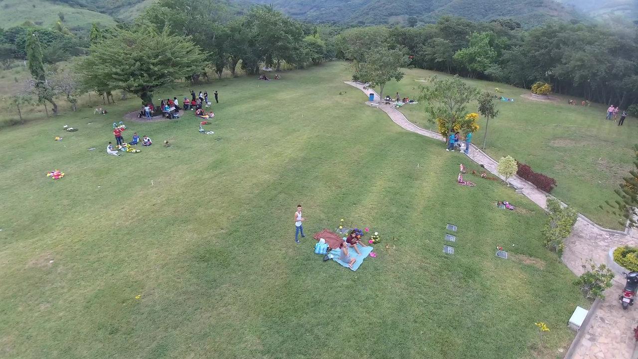Cementerio Parque Jardines de la Paz Chiquimula