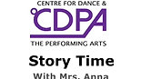 CDPA STORY TIME