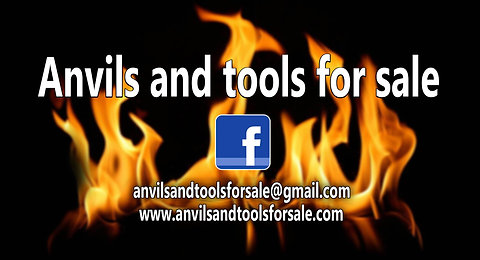 Anvils and tools for sale