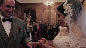 Mariage Jean-Baptiste & Syrine
